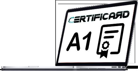 certificard-a1